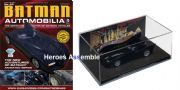 DC Batman Automobilia Collection #42 New Adventures Of Batman Animated Series Batmobile Eaglemoss